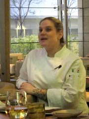 Hell's Kitchen Winner Chef Nona Sivley