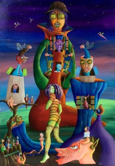 foto de Peintres Surrealistes Sky Jaun 041897 Pdf | Jntuk Text Books Pdf ...