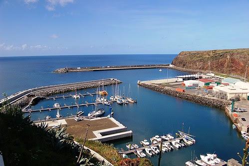 Marina-Vila do Porto-STª Maria-Azores