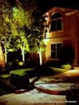 LED Landscape Lighting design & install in Orange County, newportcoast