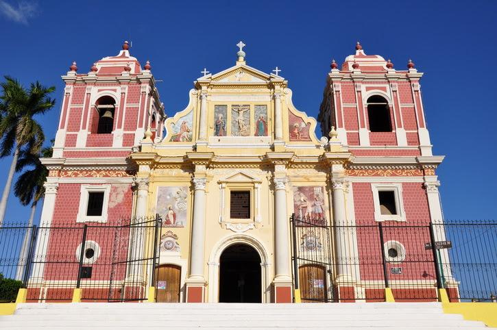 Leon, Nicaragua, Iglesia de El Calvario