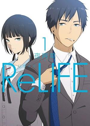 ReLIFE [Manga] [Volúmenes 07/07] [PDF] [MEGA]