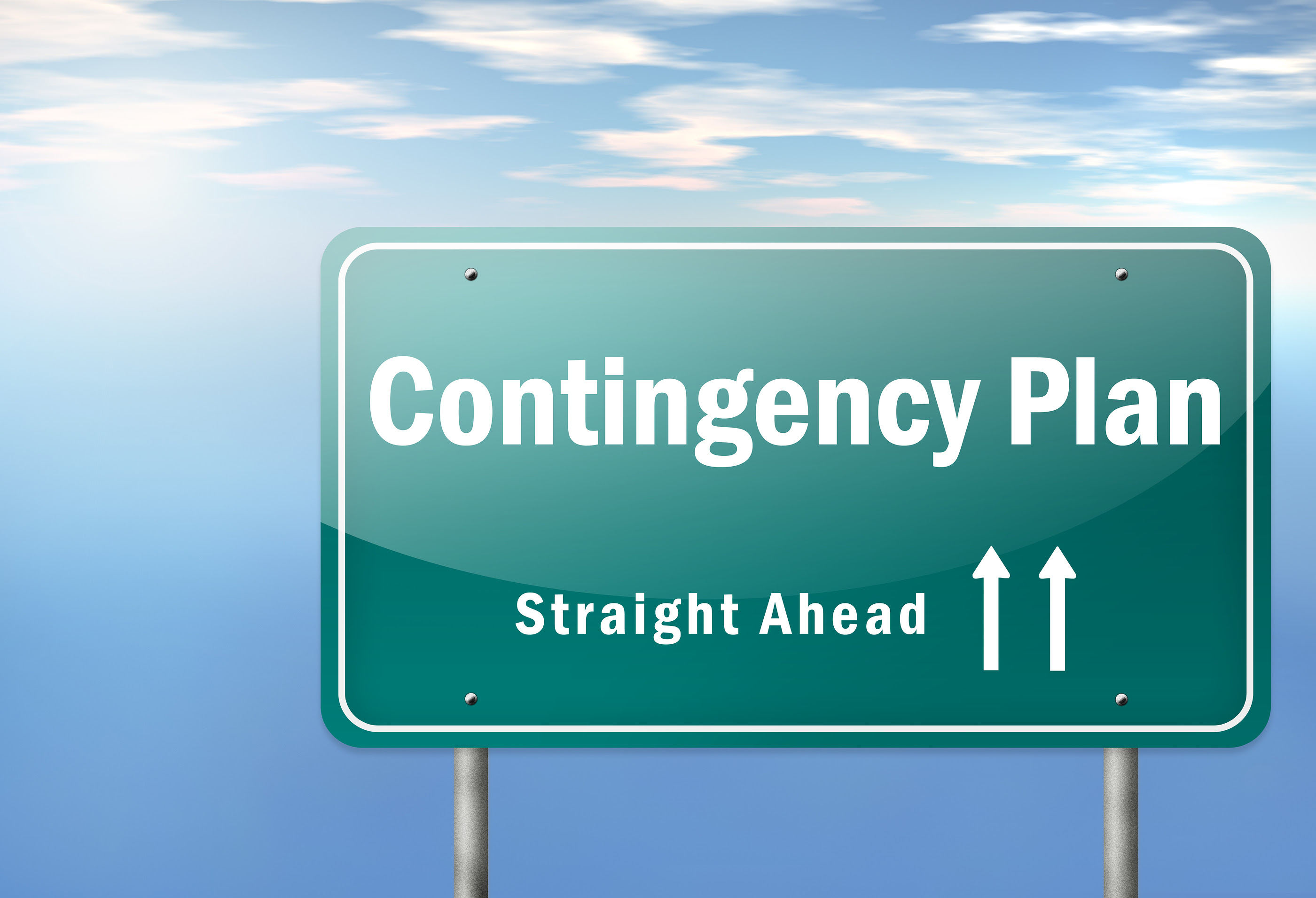 Highway Signpost Contingency Plan