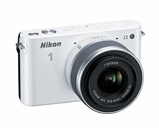 Nikon 1 J2 – Buy now from Adorama