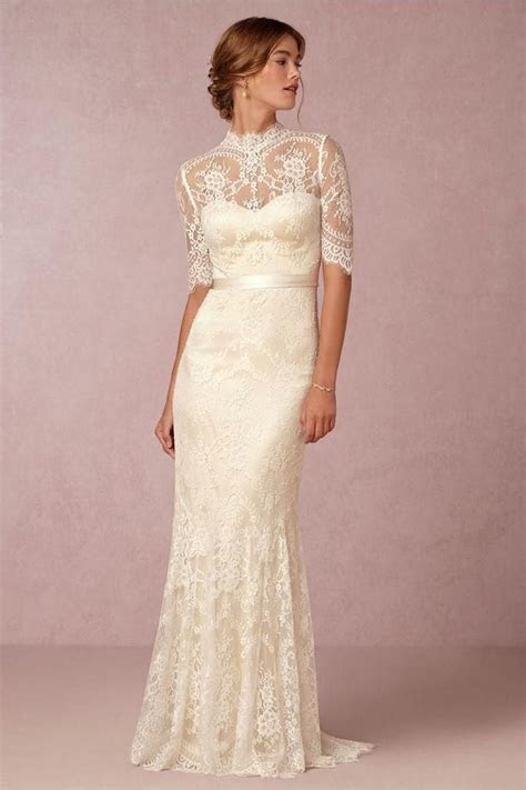 25  best ideas about Old fashioned wedding dresses on