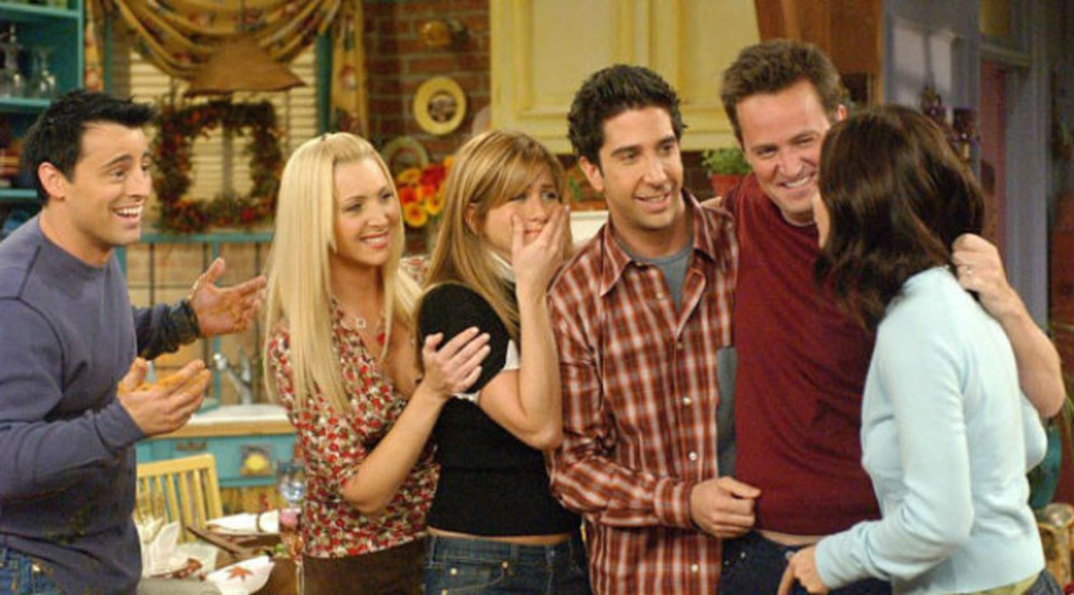 La sèrie 'Friends' s'estrenarà en el teatre en forma de musical