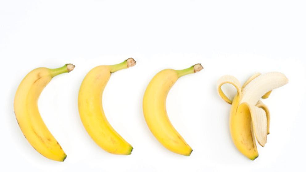 Plátano, la fruta de los deportistas