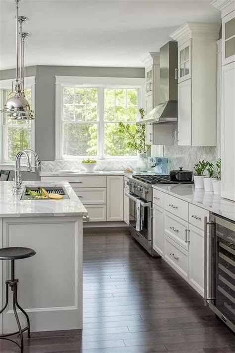 stunning woodland inspired kitchen themes  give