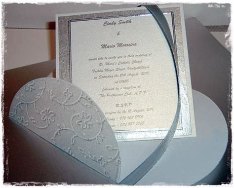 Inspired Invites   Gauteng Wedding Invites / Johannesburg