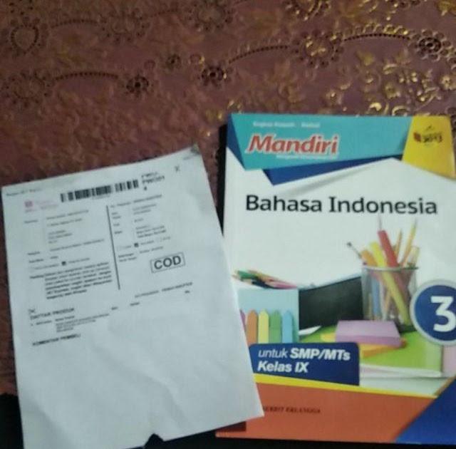 Kunci Jawaban Buku Mandiri Bahasa Indonesia Kelas 9