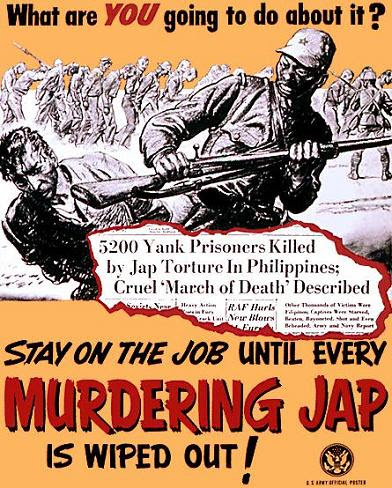 Stay On the Job Until Every Murdering Jap is Wiped Out