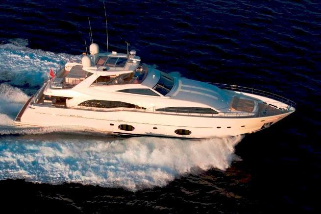 Luxury yacht INSPIRATION B - CRN ANCONA motor yacht