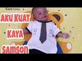 Video bayi Lucu laki laki yang menggemaskan