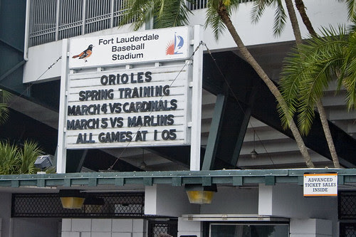 Fort Lauderdale Stadium 2008