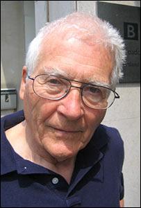 James Lovelock.  Image: BBC