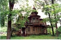 Дом на Пильном пр. в Вырице. фото