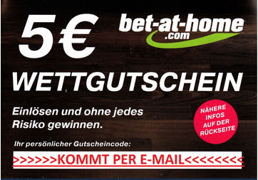 Www.Bet-At-Home.Com Gutschein