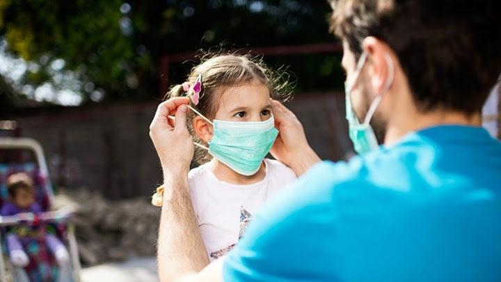 Πώς επιλέγουμε τη σωστή μάσκα για παιδιά;
