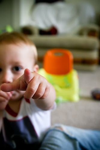 Donovan the Baby Recruiter wants YOU!