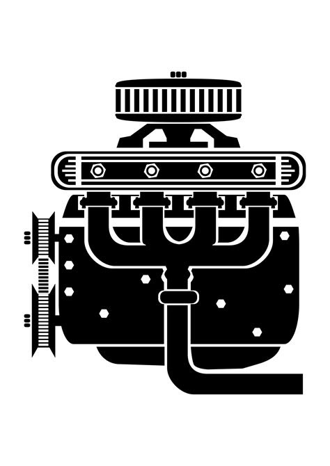 Clipart engines PNG and cliparts for Free Download