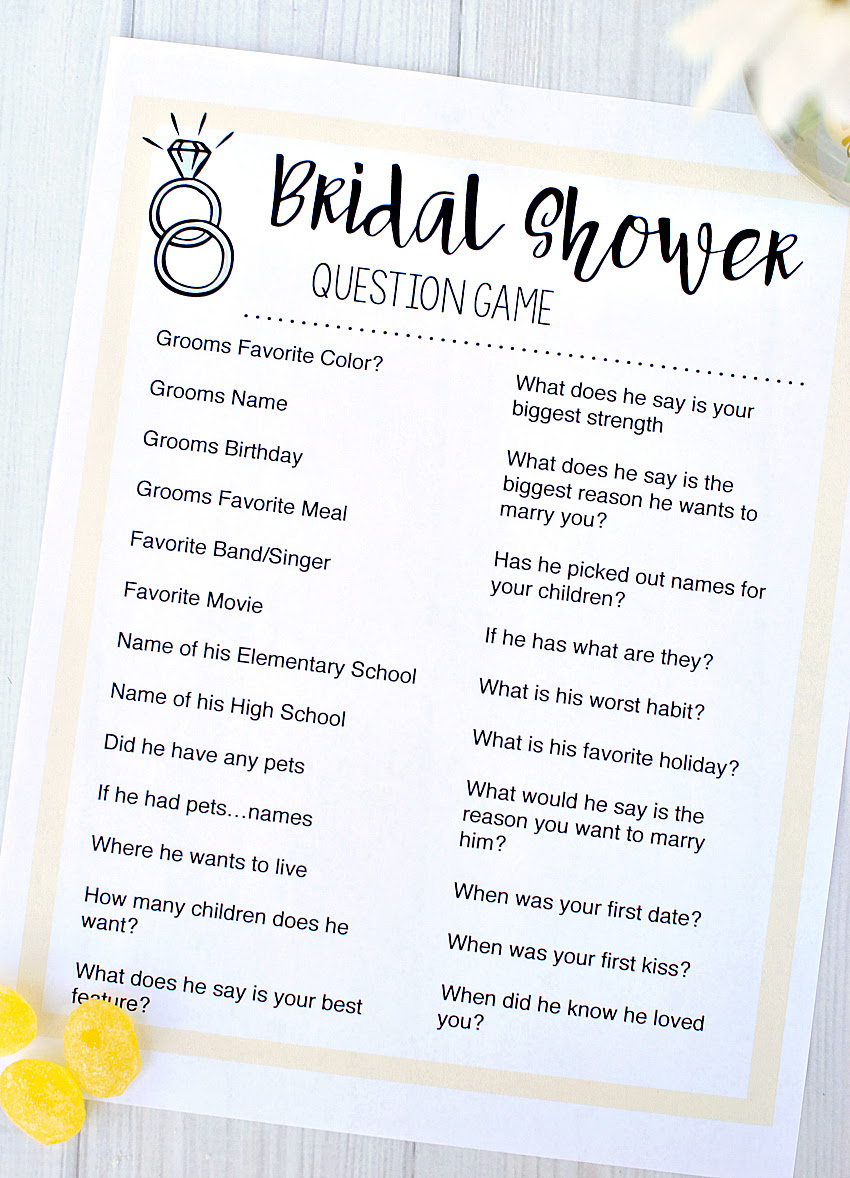 42 Free Printable Bridal Shower Jeopardy Game Game Shower Jeopardy