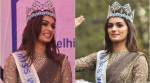 Manushi Chhillar looks radiant in a dreamy grey Sabyasachi sari, but is it too much for a day event?