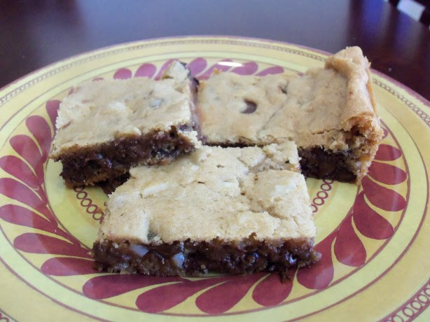 Ghirardelli Chocolate Chip Cookie Bar Recipe - Food.com