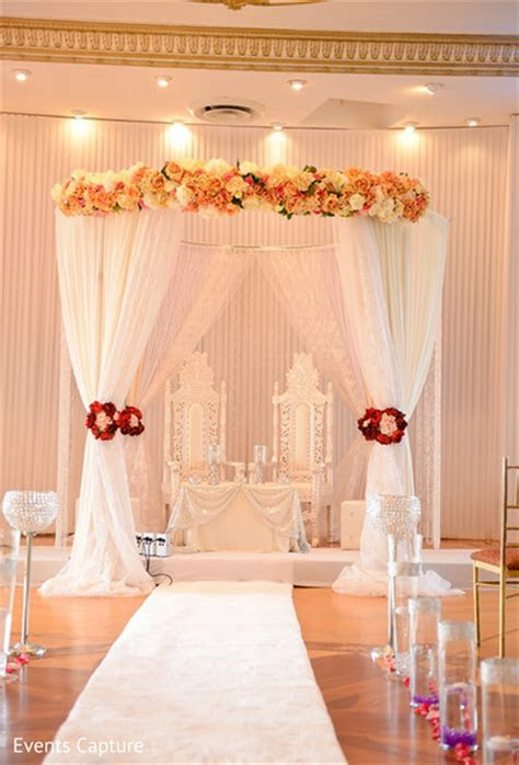 Flushing, NY Indian Wedding by Events Capture