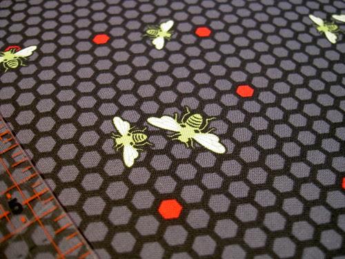 Wasp fabric