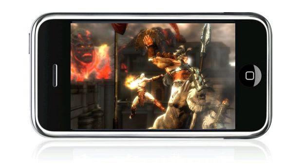 PS3 no iPhone  (Foto: Foto: Reprodução)