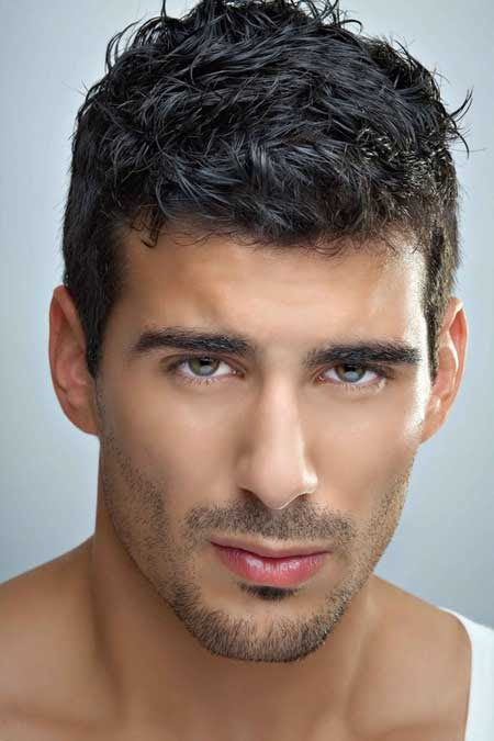 Gorgeous Men's Hairstyles for Thick Hair - Mens Craze
