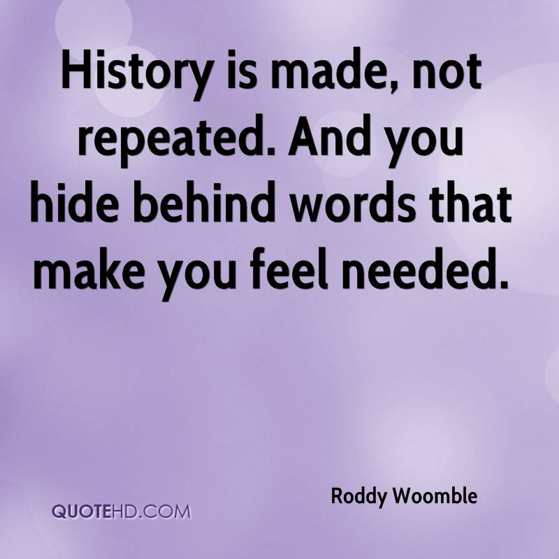 Roddy Woomble Quotes Quotehd