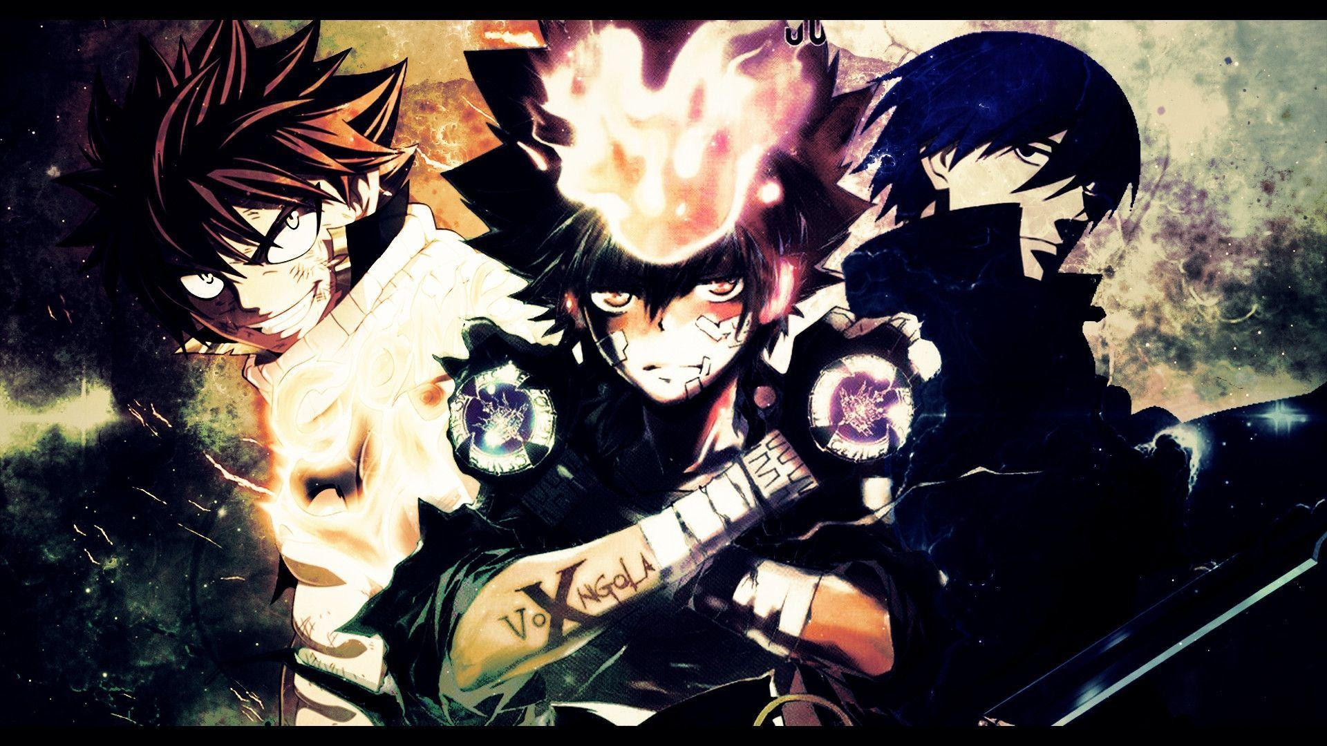 Anime HD Wallpapers - Wallpaper Cave