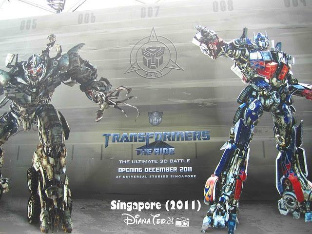 Day 2 Singapore - Universal Studio 09