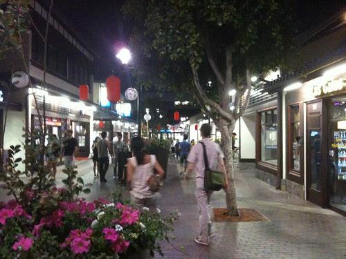 Little Tokyo mall