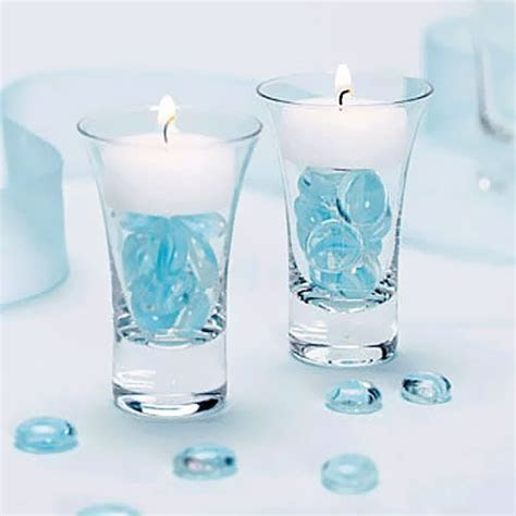 Cordial Glass Tea Light Holders