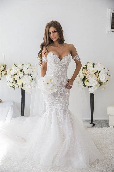 Steven Khalil, Size 6 Wedding Dress   Haute couture