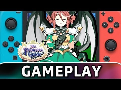 The Princess Guide   15 Minutes of Gameplay on Switch