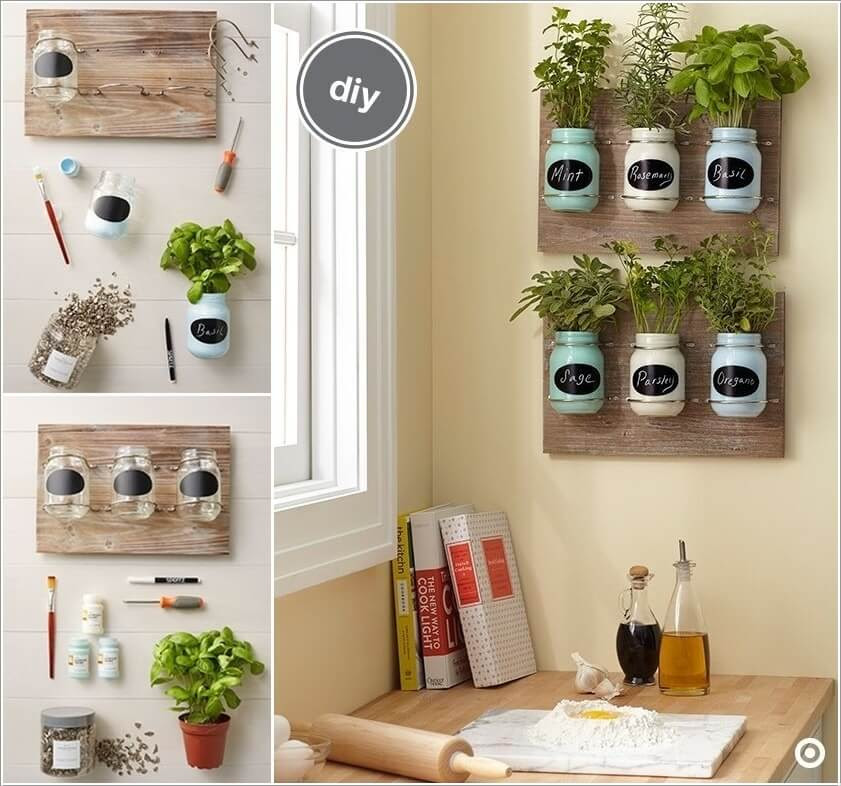 10 cool creative diy projects kitchen 4