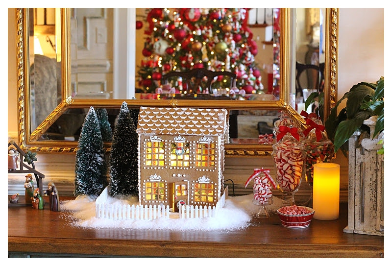 Download How to Build and Make a GingerBread House | Gingerbread ...