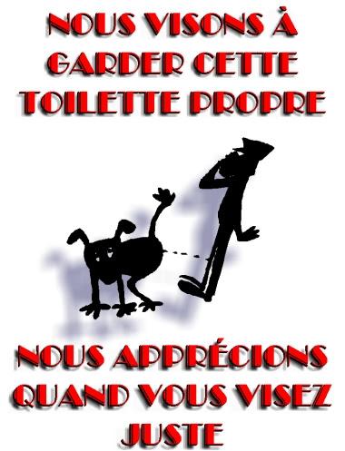 Citation Wc Propre