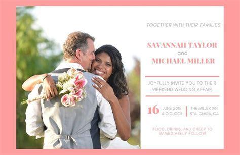 Cheap Wedding Invitations   How Much Do Wedding