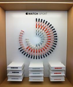 Apple Watch حائظ