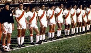 Il Perù ai Mondiali del '78