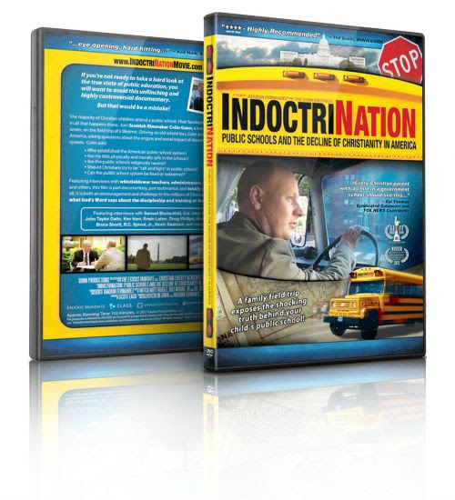 Review: IndoctriNation. Public Schools, Public Education, Homeschooling