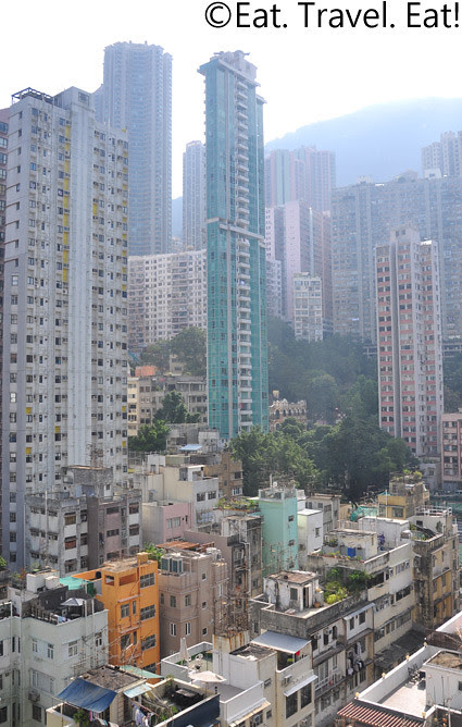 Sheung Wan Architecture