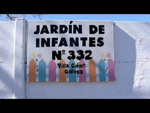 """Martinez: """"Venimos gestionando desde hace tiempo la licitacion del Jardin 332  y hoy es una realidad"""""""