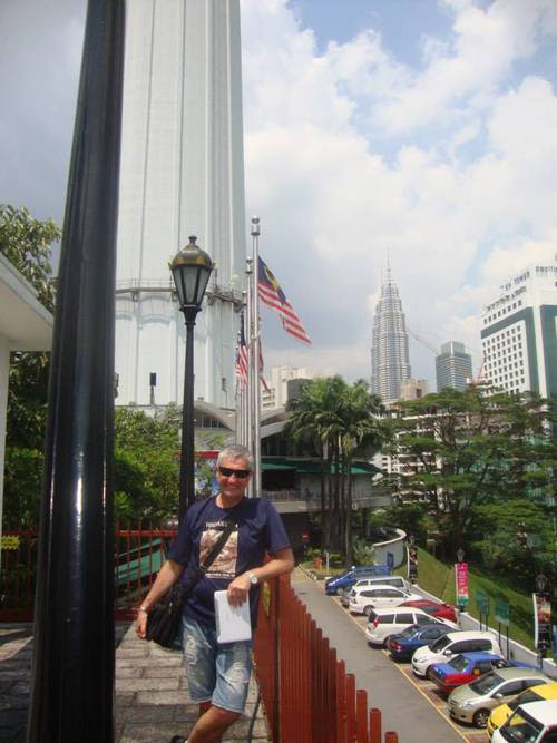 пред KL Tower