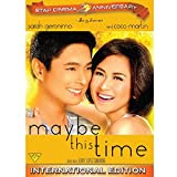 Maybe This Time DVD (International Edition)