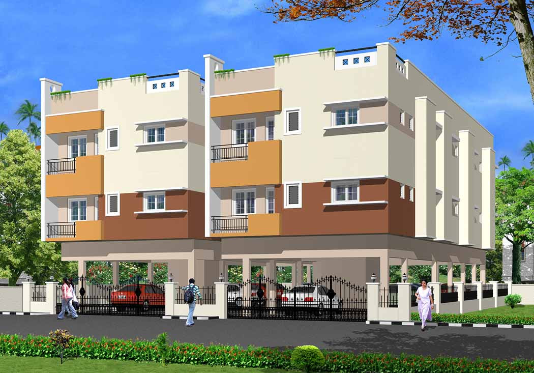Apartments in Kovilambakkam | Palace Homes
